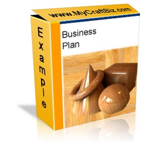 Product picture Example of a Business Plan